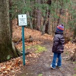 """Hiking with Kids: Five Things in Our """"Essentials Bag"""""""